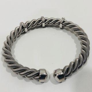 pulsera de plata
